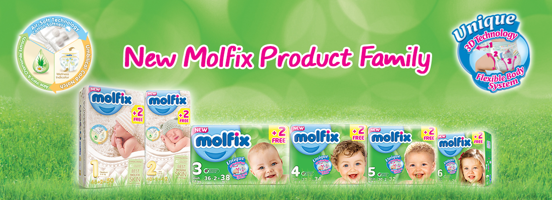 New Molfix Product Family